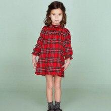 Bongawan/платья для девочек; хлопковые летние детские короткие модные От 2 до 12 лет с круглым вырезом; повседневная одежда для девочек на день рождения