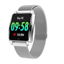 Intelligent Large Screen Color Smart Bracelet Heart Rate Detection Fatigue Pedometer Reminder