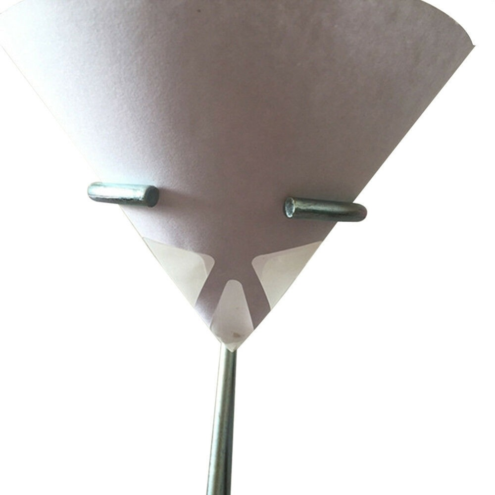 Wandou 200 St/ück Farbsieb Filter 100 Mesh Einweg-Nylon konische Papierreinigung Tasse Farbe Papier Siebe mit 1 St/ück Silikon Falttrichter