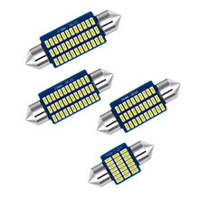 Фестон 31 мм 36 39 41 Светодиодная лампа c5w c10w супер яркая
