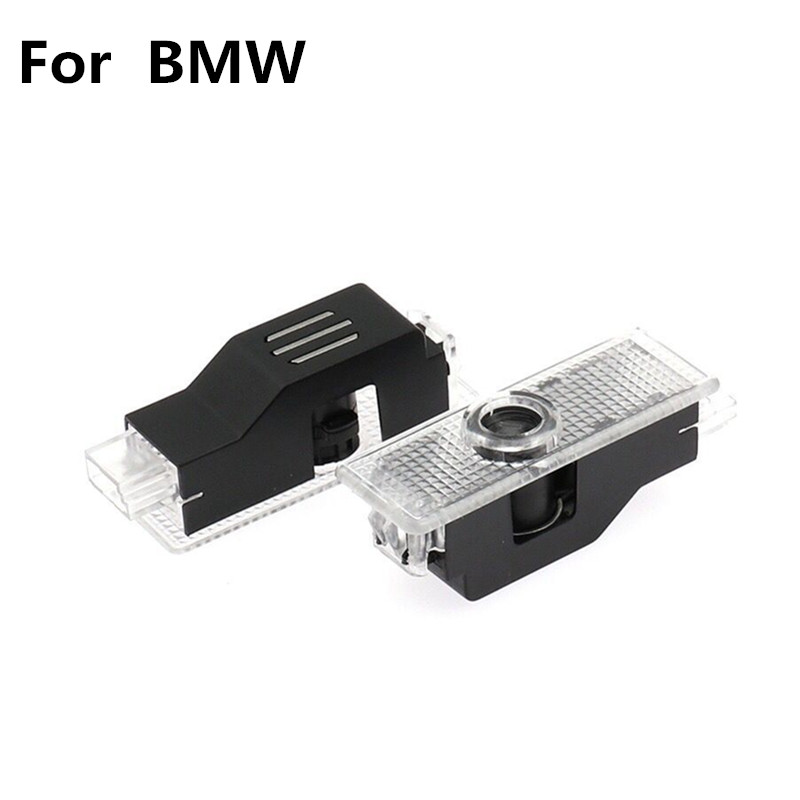 2X Led M Performance Logo Laser Projector Light For BMW 3 X1 X3 E63 E64 F60 F32 F33 F36 Car Door Light Welcome Lamp Accessories