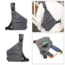 Practical Portable Casual Personal Shoulder Pocket Business Cool Style Men Women