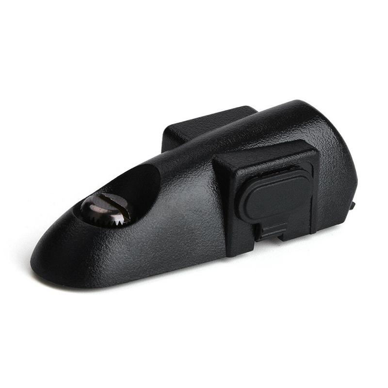Suitable For Standard Molded Plugs 2 Pin For Baofeng 9700 A58 UV9R Motorola GP HT MTX Walkie Talkie Parts Adapter Accessories