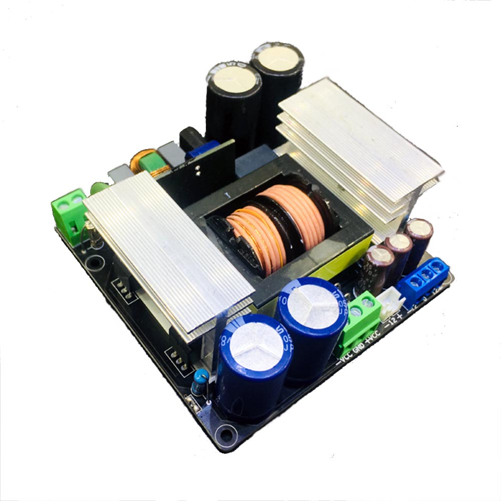Taidacent Customizable 600W Single And Double Output Switching Power Supply LLC Power Amplifier Switching Power Supply