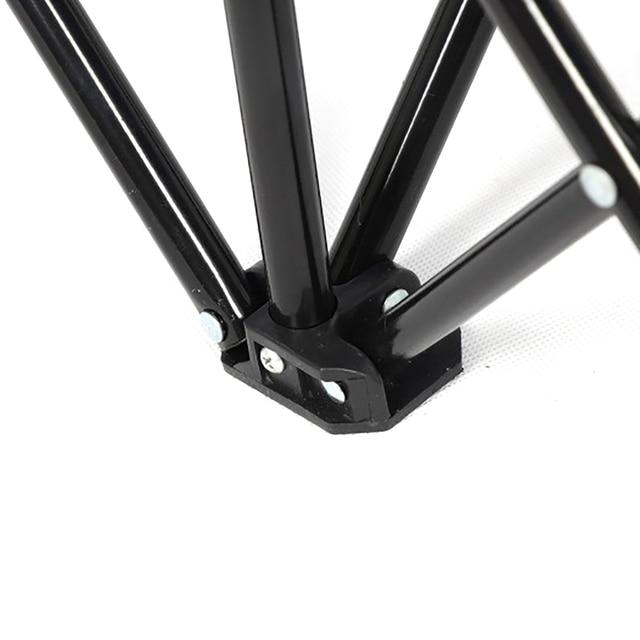 Outdoor Folding Table Garden Table Chair Set Portable Camping Picnic Furniture with Umbrella 5