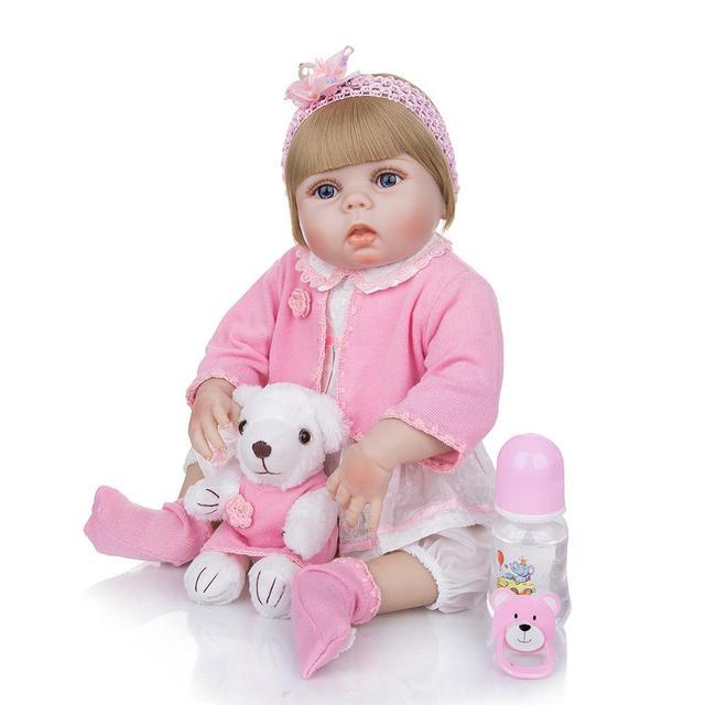 Кукла-младенец KEIUMI KUM23FS04-WGW01 1