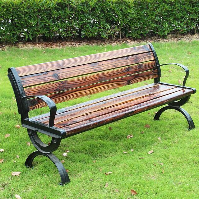 Outdoor Park Garden Bench  3