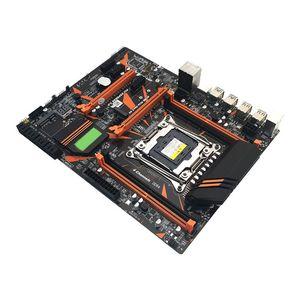 X99 LGA2011-V3 Профессиональный 4-канальный DDR4 настольный компьютер материнская плата модуль
