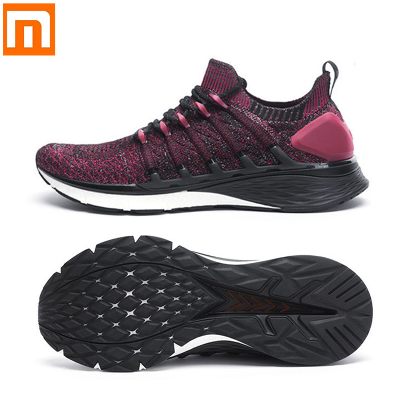 Xiaomi Mijia Shoes 3 Men Sneakers Outdoor New Uni-Moulding PU Stable Support Layer Thick Sponge Insole Comfortable