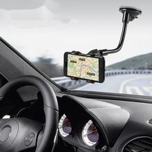 Téléphone Support Pour Voiture Flexible 360 degrés Rotation Support Portable de Pare-Brise Support Pour Téléphone Pour Téléphone Voiture Support pour téléphone Support GPS
