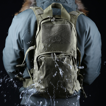 Outdoor Military Tactical Waterproof Wear Resistant Light Backpack Men Hiking Camping Fishing Trekking Climbing Travel Package