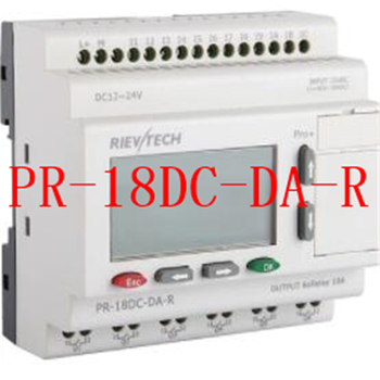 Nueva placa de control industrial PLC original PLC PR-18DC-DA-R de salida de pulso de alta velocidad