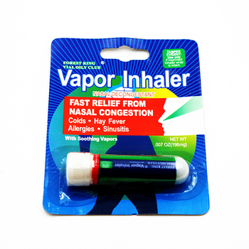 цена на New Thailand Nasal Inhaler Poy Sian Mark 2 Ii Better Breathe Fast Relief From Nasal Congestion Colds Hay Fever Allergies Sinus