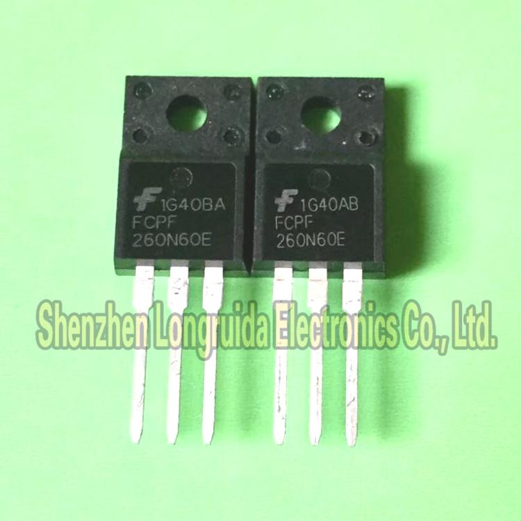 5PCS FCPF260N60E 260N60E BTB12-600E CS48N88 DK48N80 FQP3N80C K3603 2SK3603 CSA48N75 DMV1500L F21NM60N F100N10F7 TO-220/220F