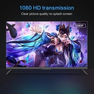 Image 3 - Extensión HDMI de 3 pies, 1080p, Cable de extensión HDMI macho a hembra, Hdmi para conector TV HD, LCD, portátil, proyector, PS4/3, extensor HDMI