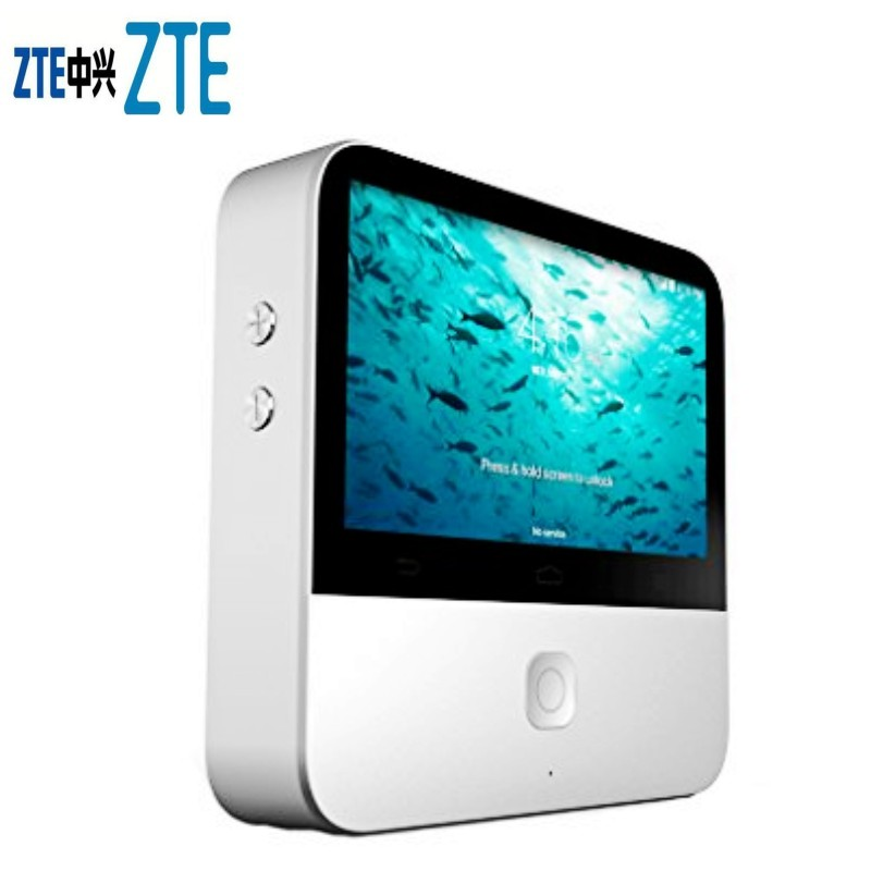 ZTE Spro 2 MF97E 4G LTE+WiFi Android Smart Projector From T-mobile Case EU