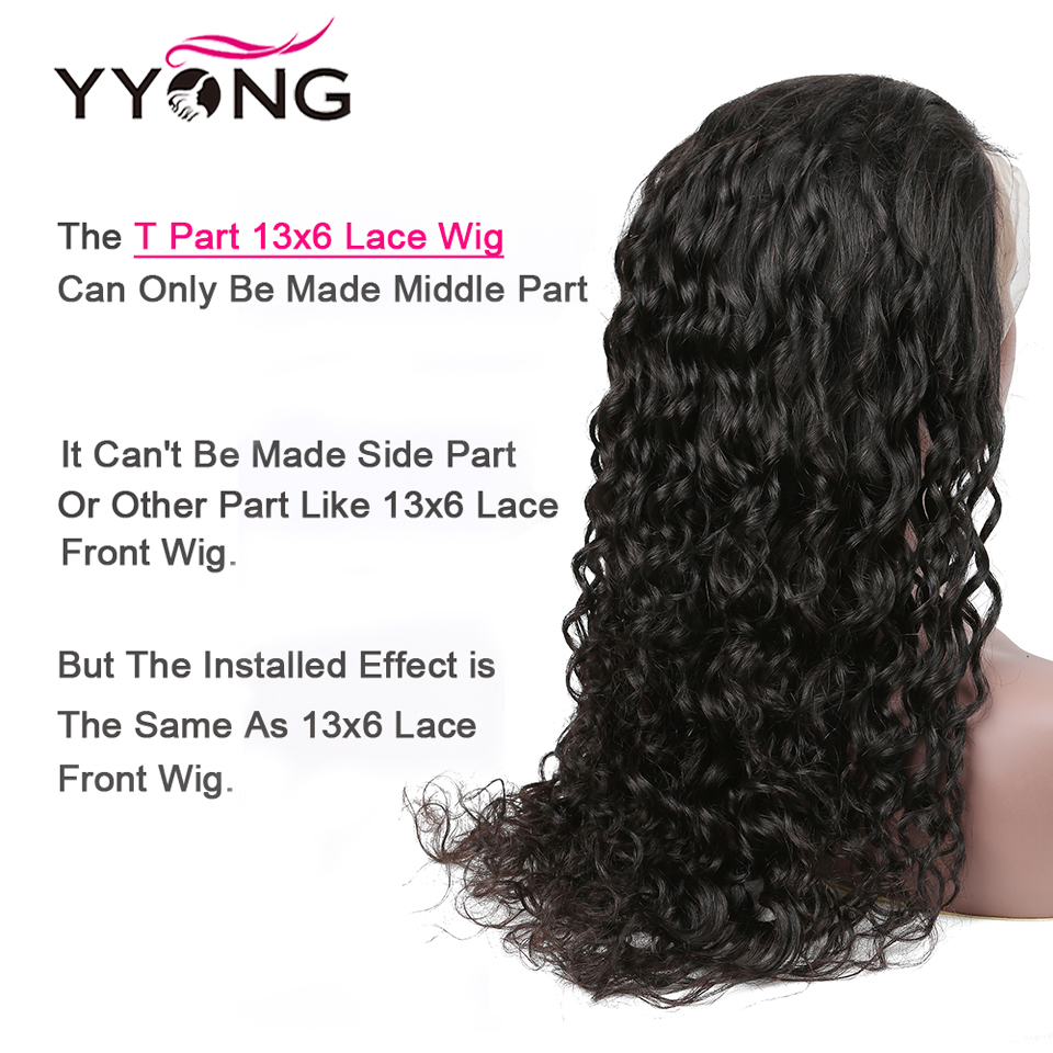 YYong 13X6x1&1x4 Part Lace Wig   Loose Deep HD Transparent Part Lace  Wigs 30 32in Long Wig Preplucked 4