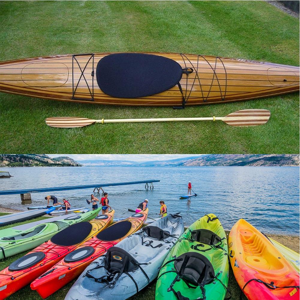 Waterproof Cockpit Cover Outdoor UV50 Blocking Ocean Shockcord Kayak Protector