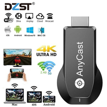 2019 New Anycast M100 2.4G 5G HDMI 4K Ultra HD Wireless DLNA AirPlay HDMI TV Stick Wifi Display Dongle Receiver for IOS Android