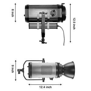 Image 5 - Gvm RGB 150S cob rgbフルカラーledビデオライトcri 95 + tlci 95 + 2色2000 18k 5600 18k調写真一眼レフ