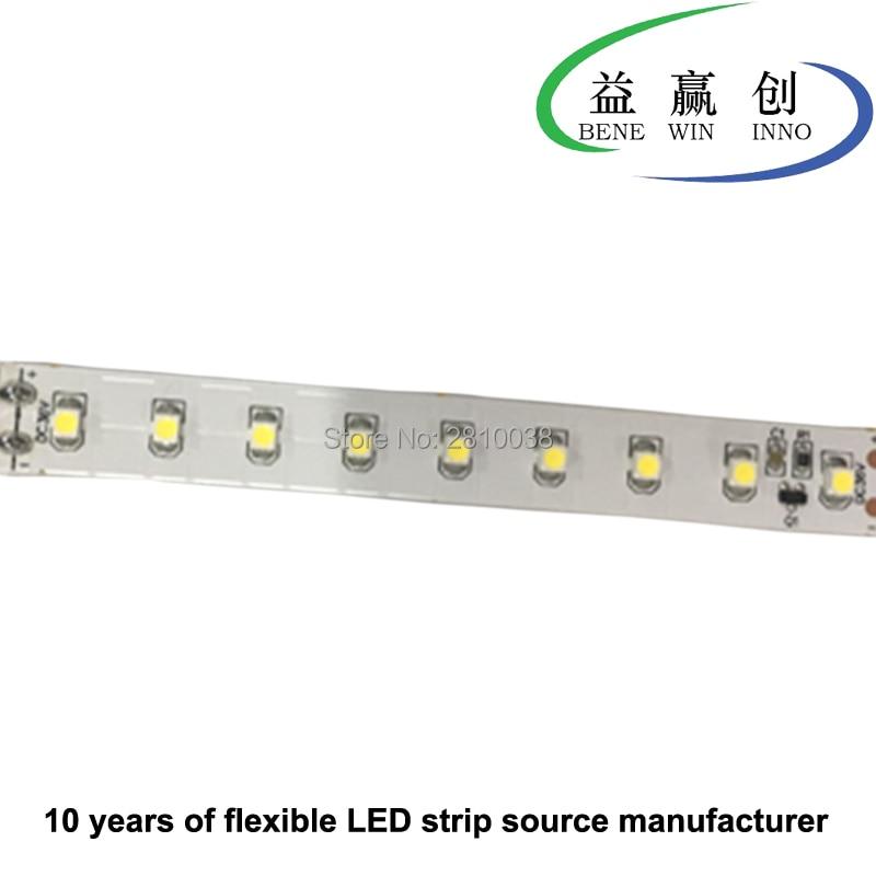 120 m/lotto corrente costante 90 leds/M 3528 striscia flessibile del led cri 90 + ha condotto la luce di striscia DC36V 12 millimetri di larghezza ha condotto le strisce 7.2 W/M ha condotto il nastro