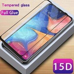 На Алиэкспресс купить стекло для смартфона 9h full coverage tempered glass film for samsung galaxy m11 m31 a01 a21 a31 a41 a51 a71 a20 a20s a30s a50 a20e screen protector