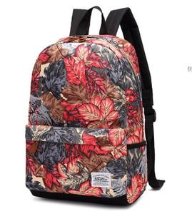 Wiosenny i letni modny plecak męski i damski plecak z poliestru na co dzień