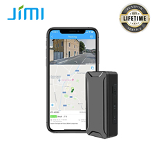 JIMI AT2 Mini GPS takip cihazı ücretsiz ömür boyu JIMIMAX platformu ve 2G SIM kart WIFI ses kayıt İzleme manyetik tarafından APP PC