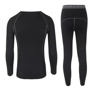 Image 4 - 2 ชิ้นชุดผู้หญิงที่อบอุ่นฤดูหนาวความร้อน Plush กำมะหยี่ความร้อนเสื้อผ้าร้อนแห้งเทคโนโลยีการจับคู่ชุด Conjuntos De Mujer