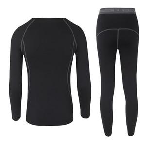 Image 4 - Iki parçalı Set kadın sıcak kış termal peluş kadife termal giyim sıcak kuru teknoloji eşleşen setleri Conjuntos De Mujer