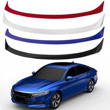 For Honda Accord 10th 2018  ABS Rear Trunk Spoiler Wing Lip