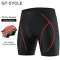 GT-Cycle 2020 обновление Велосипедное нижнее белье велосипедные шорты Pro 5D гелевые подушечки противоударные велосипедные трусы велосипедные шор...