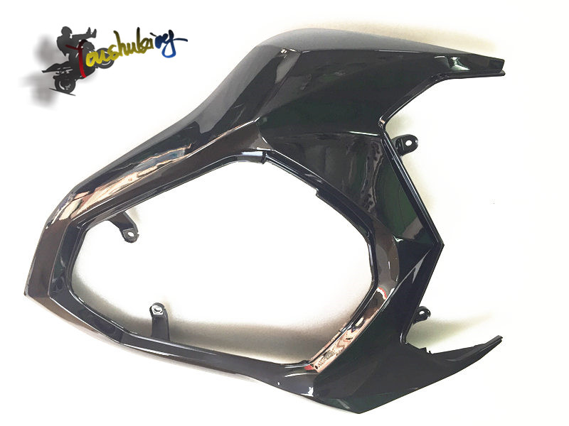 Bright Black Rear Tail Casing Fairing Parts Fit For Kawasaki Z800 2013 2014 2015 2016year