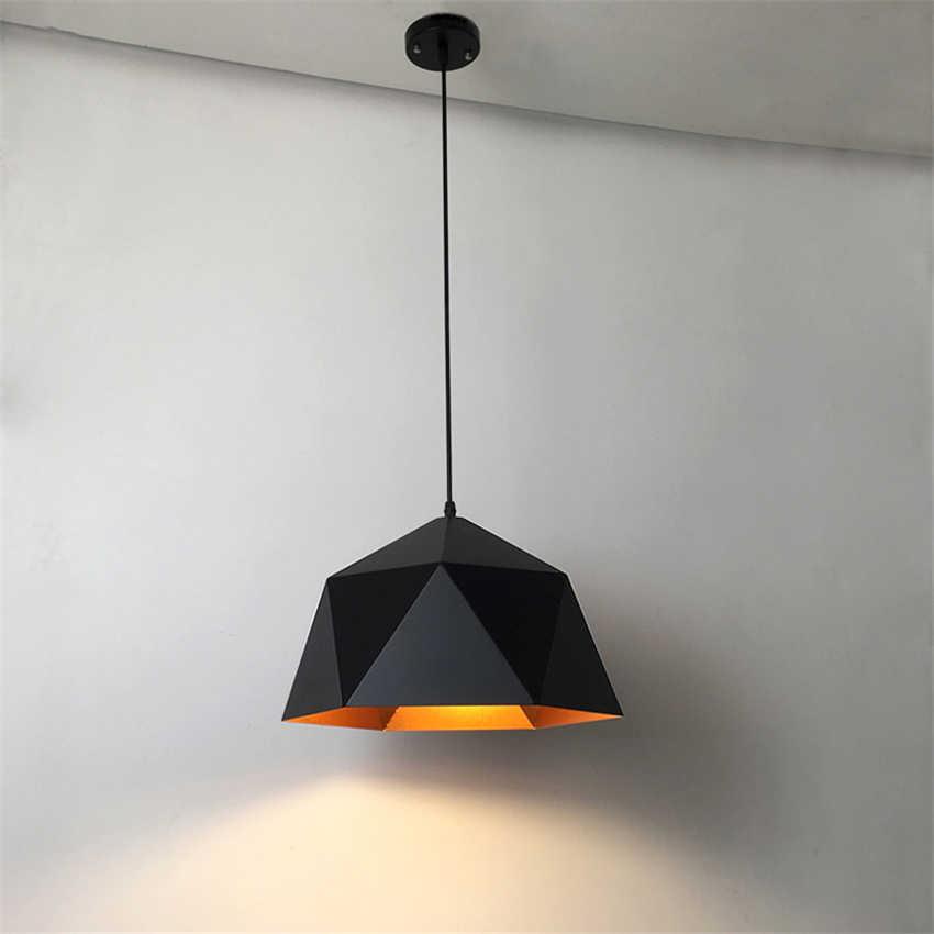 Vinatge Лофт светодиодный светильник-люстра, промышленное украшение, железная Подвесная лампа, светодиодный подвесной светильник для дома, Кухонные светильники, светильник