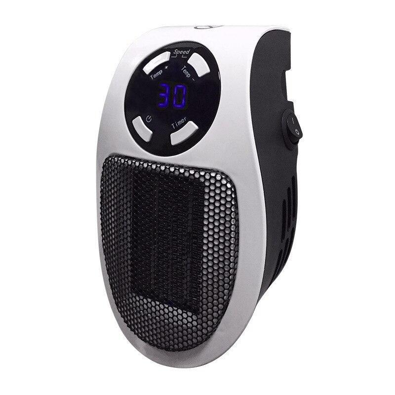 22%, дистанционный электрический ручной обогреватель 10A 220V 500W быстрый нагрев мини настольная настенная плита обогреватель радиатора машина