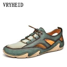 VRYHEID Big Size 38-47 New Men Sandals Summer Comf