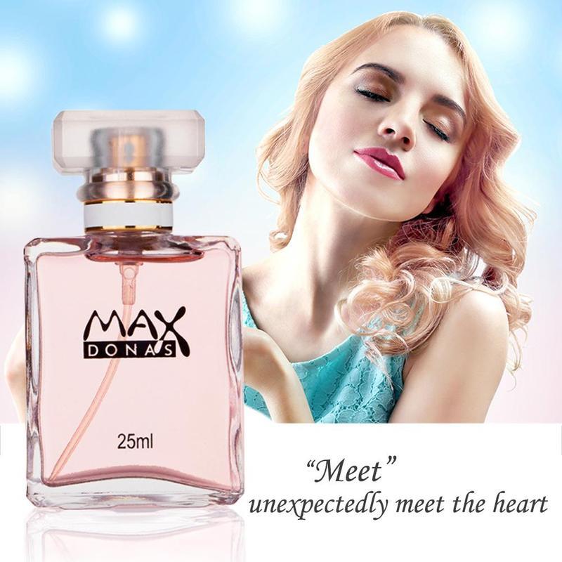 25ml Spray For Women Elegant Romantic Lasting Fresh Fragrance Temptation Romantic Deodorant Fragrance Body Spray Glass Bottle