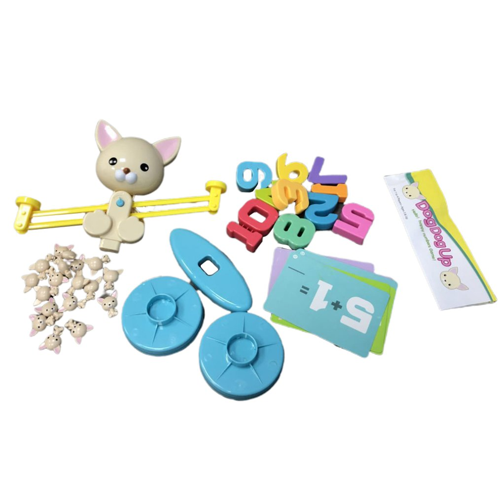 Детские матча Intellige игра настольные игрушки обезьяна цифровой Баланс весы игрушки образовательные головоломки для малышей игрушка сложени...