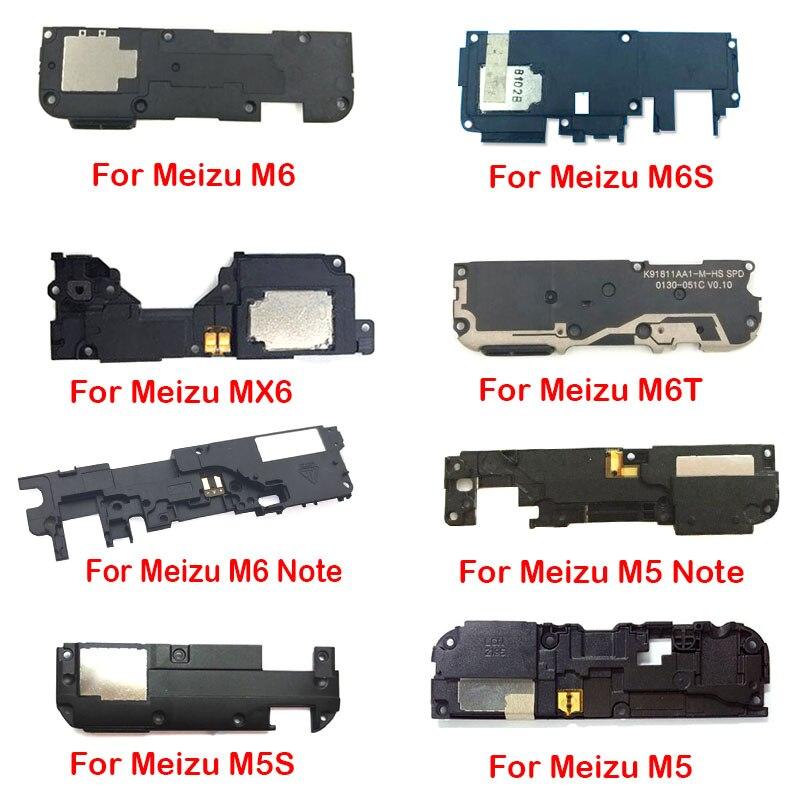 Loud Speaker Ringer For Meizu M3S M5S M6S M6T MX6 Pro 6 7 Plus 16X 16th M5 M6 Note Ringer Buzzer Flex Cable Replacement