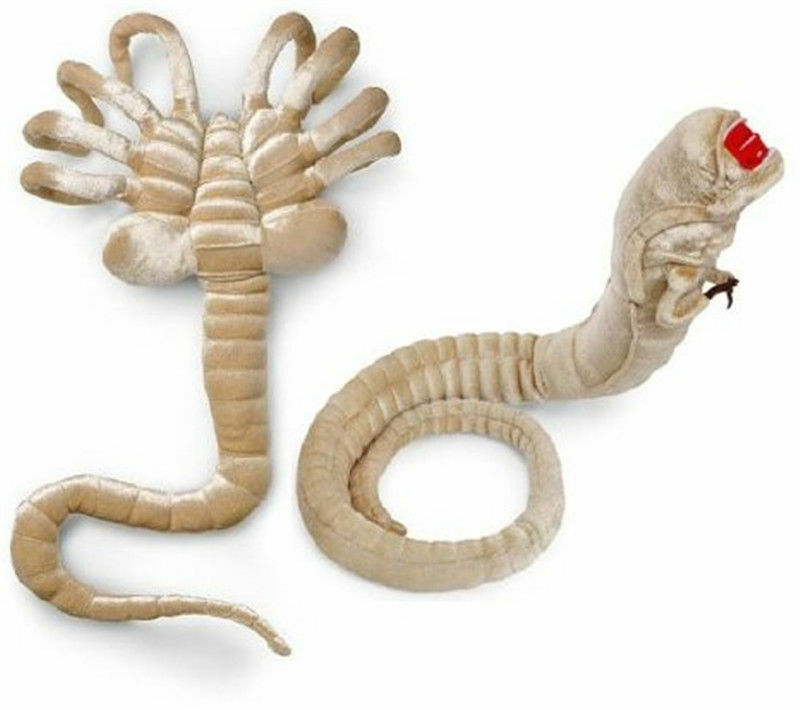 Alien Facehugger - Alien Chestburster, muñeca de peluche suave de 48 pulgadas para niños, regalo XMAX