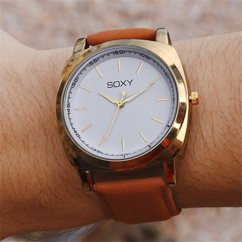 Top Brand Men's Watch Simple New Quartz Men Watches Waterproof Military Sports Wrist Watch Clock Relojes Hombre Saati Hours