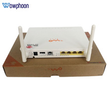 Huawei EPON ONU ONT FTTH HGU Router Mode 1GE 3FE 1TEL USB Wifi, Firmware inglese terminale di rete ottica