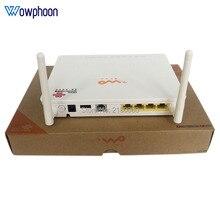 Huawei HG8347R EPON ONU ONT FTTH HGU נתב מצב 1GE + 3FE + 1TEL + USB + Wifi, אנגלית קושחה אופטי רשת מסוף