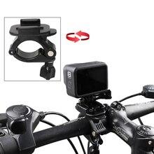 Крепление на руль для велосипеда, крепление на подседельный штырь, адаптер для GoPro Hero 9 8 7 6 5/DJI OSMO Action/Insta360 ONE R Sport Camera Accessoy