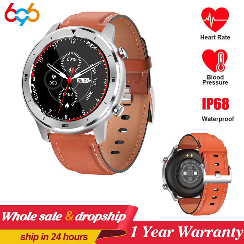 696 DT78 Smart Watch Men Women Smartwatch Bracelet Fitness Activity Tracker Wearable Devices Waterproof Heart Rate Monitor Band