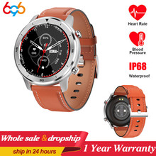 696 DT78 Smart Watch Pria Wanita Smartwatch Gelang Kebugaran Aktivitas Tracker Wearable Perangkat Tahan Air Monitor Denyut Jantung Band(China)
