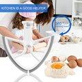 Резиновое лезвие для 5-Quart кухонной миски  подъемный миксер  инструмент для выпечки  кухонный миксер  аксессуары с квадратной формой  Прямая ...