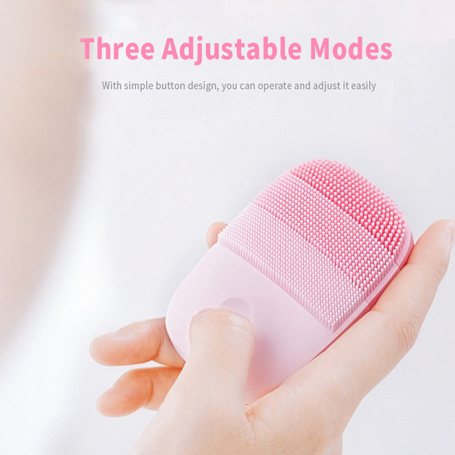 New Xiaomi Youpin inFace Smart Sonic Clean Electric Deep Facial Cleaning Massage Brush Wash Face Care Cleaner Rechargeable 21 2