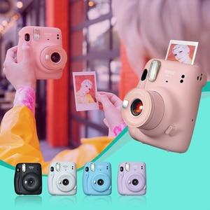 Image 4 - Fujifilm instax mini 11 mini11 Instant Camera Film Cam MINI9 MINI 9 without Battery Birthday Christmas Gift for Boys Girls