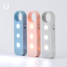 Xiaomi Jordan Judy Tragbare Mehrzweck Elektronische Lampe Outdoor Individuelle LED Elektronische Birne Handheld Batterie Mini lampe